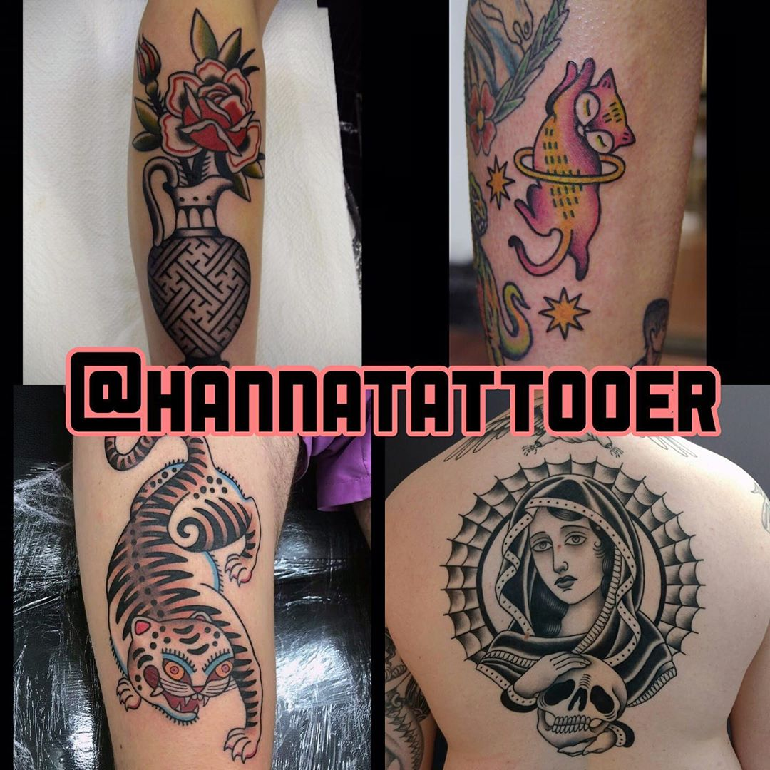 Hanna-Kaisa Lehikoinen is joining us @polaris.tattoo in december! Bookings: hannak.tattoo@gmail.com // @hannatattooer