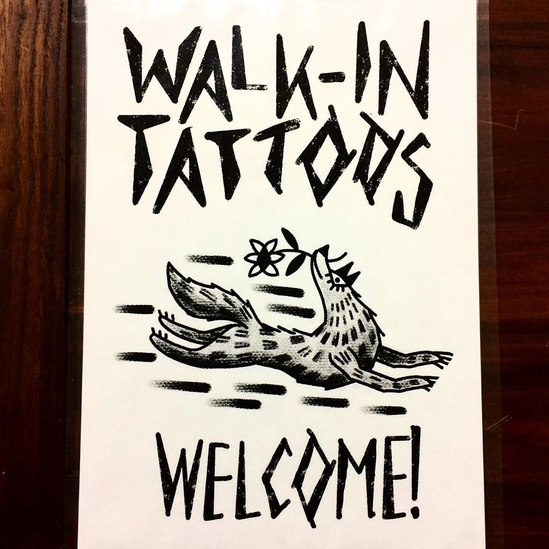 Today 11-16 walk-in with your idea or choose one of our drawings. Lots of designs ready to go!#walkintattoohelsinki #tattoohelsinki #helsinkitattoo #polaristattoohelsinki #tatuointiliikehelsinki #tatuoinnithelsinki