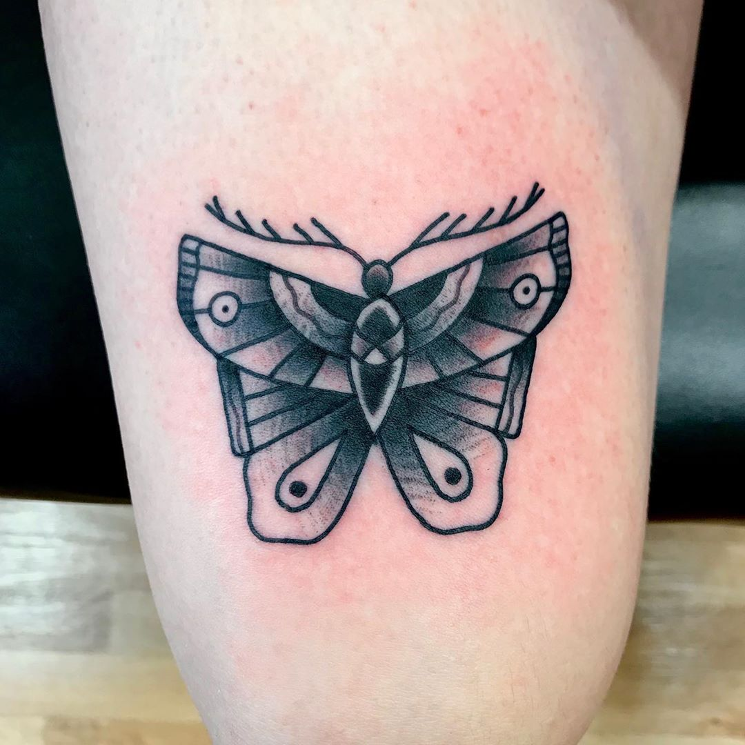 Butterfly from my flash. For bookings, please send e-mail: mattesaaritattoo@gmail.com. I'm doing walk-ins @redandwhiteink_oulu lots of designs ready to go!
